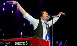 Owl City Announces Completion Of New Album