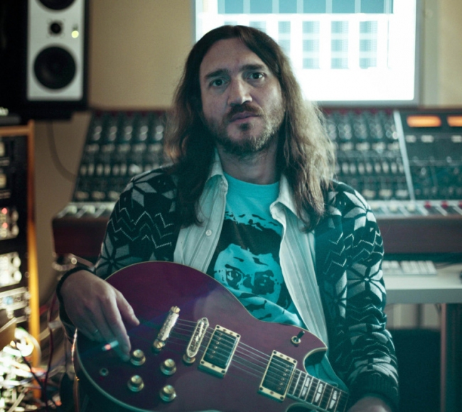 John Frusciante Releases New Song
