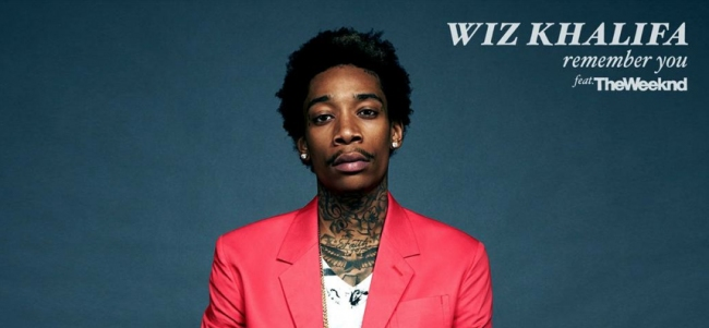 New Song: Remember You by Wiz Khalifa featuring TheWeeknd