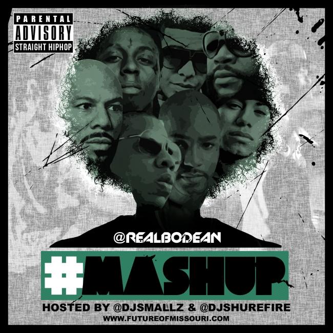 Bo Deans #MashUp Cover & Track-Listing
