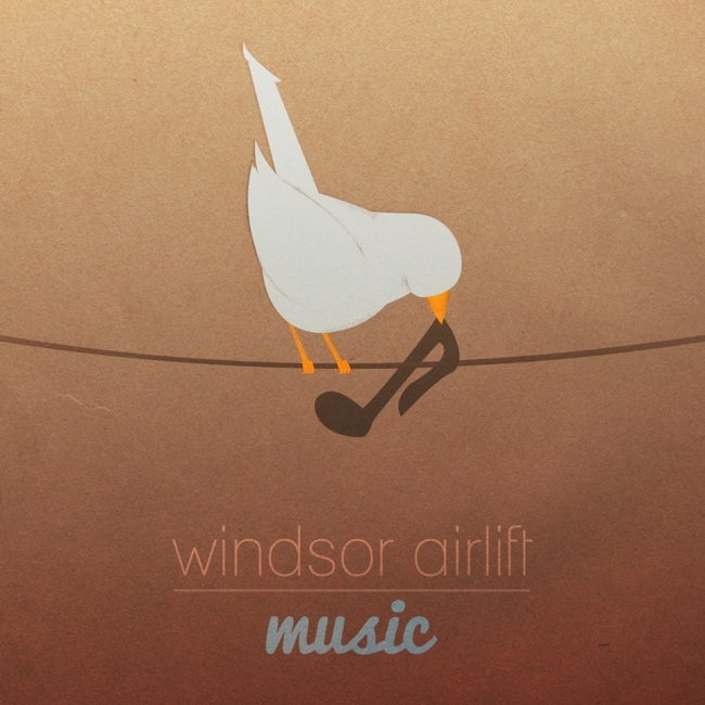 Windsor Airlift releases Music LP