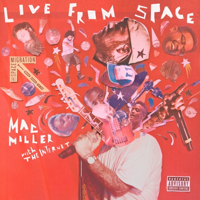 Mac Miller Announces New Album Live From Space