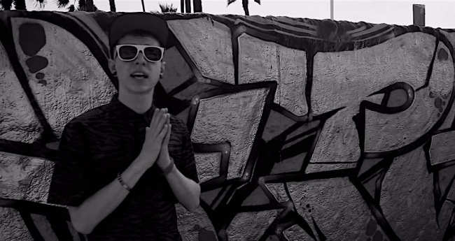 Music Video: Kid Chad- Up To You