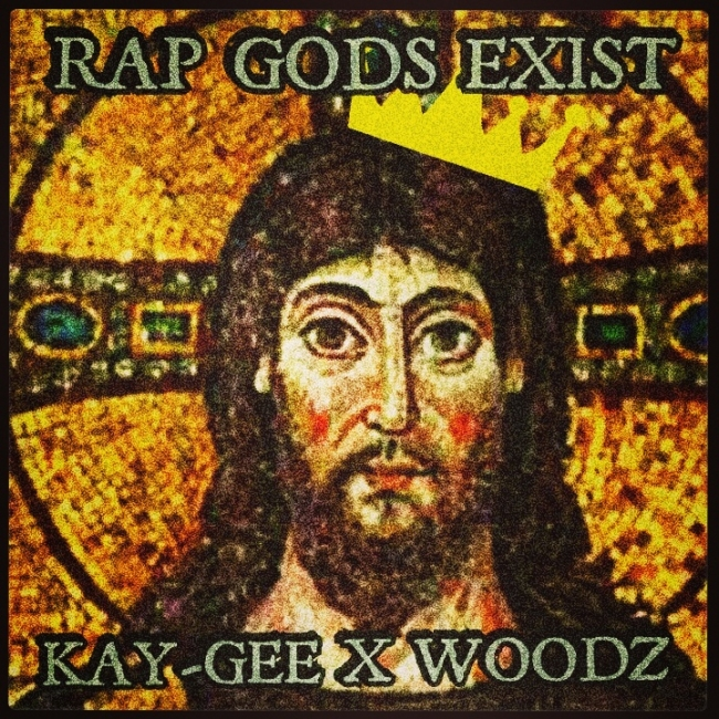 NEW MUSIC FROM KAY-GEERAP GODS EXIST FEAT WOODZ