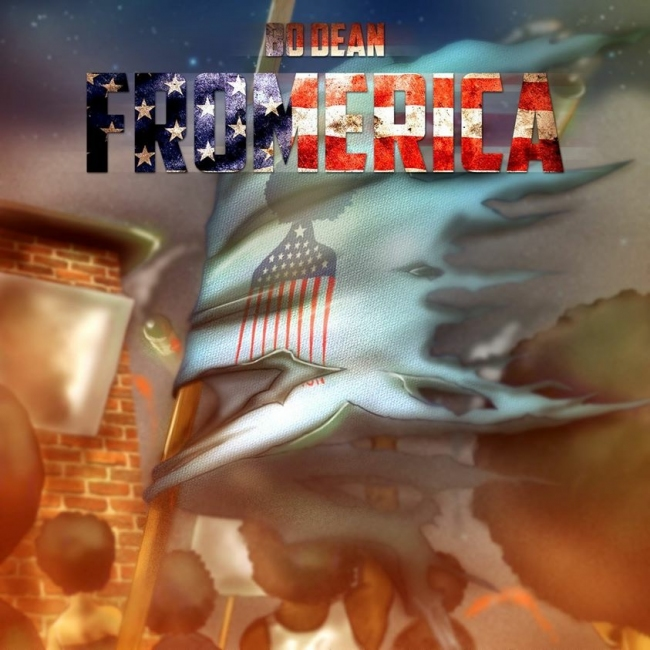 Fromerica cover art revealed!!!